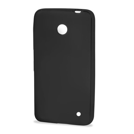 Flexishield Nokia Lumia 630 / 635 Gel Case - Black
