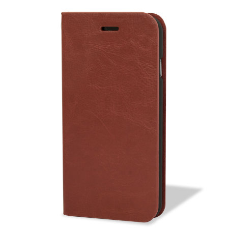 did eventually make encase leather style iphone 6s 6 wallet case brown