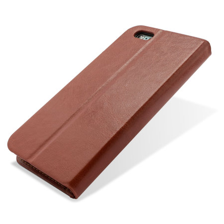 unions are encase leather style iphone 6s 6 wallet case brown says: April