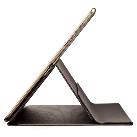 Official Samsung Galaxy Tab S 10.5 Book Cover - Charcoal Black