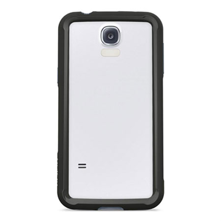 detailed look c68e1 1ba8b Belkin Air Protect Grip Samsung Galaxy S5 Bumper Case - Black / Grey