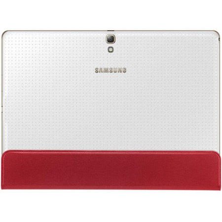 Official Samsung Galaxy Tab S 10.5 Book Cover - Glam Red