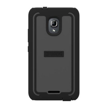 designer fashion 62a8e f5654 Trident Cyclops Huawei Ascend Mate 2 Case - Black / Grey