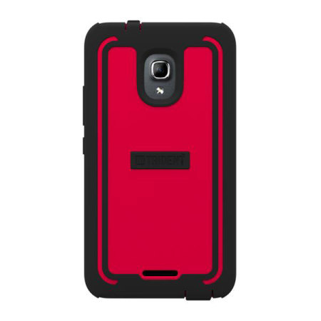 Trident Cyclops Huawei Ascend Mate 2 Case - Red / Black