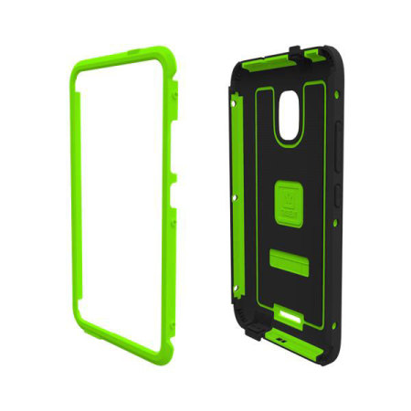huge selection of 52d15 c0781 Trident Cyclops Huawei Ascend Mate 2 Case - Green / Black