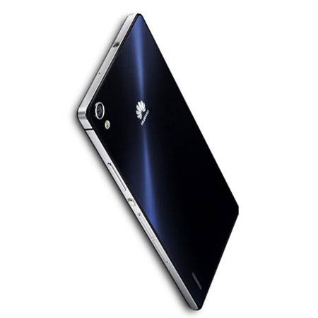 SIM Free Huawei Ascend P7 16GB - Black