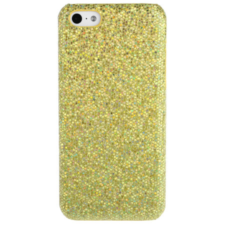 iphone 5c gold genx iphone 5c glitter gold 8119