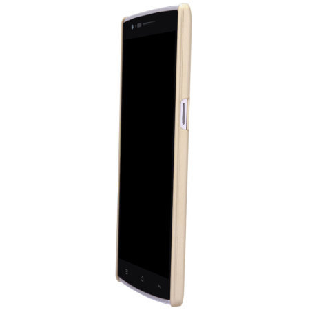 Nillkin Super Frosted Shield OnePlus One Case - Gold