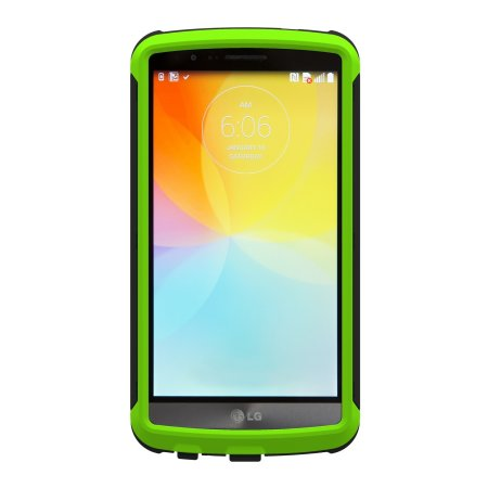 Trident Cyclops LG G3 Case - Green / Black