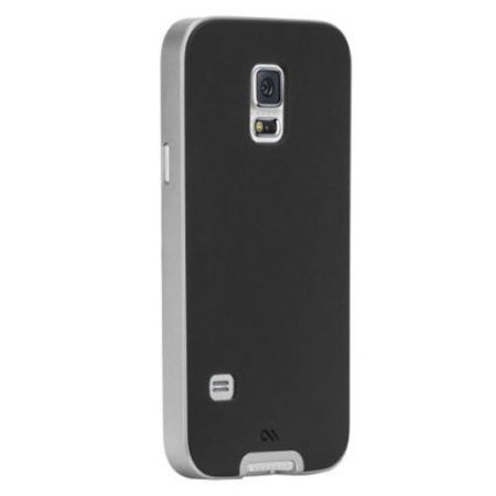 Case-Mate Galaxy S5 Mini Slim Tough Case - Black / Silver