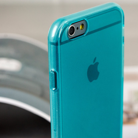 the 2-in-1 olixar flexishield iphone 6s 6 case light blue one fifth percent