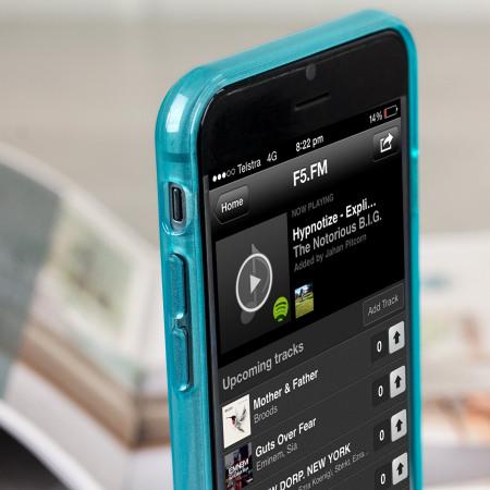 your olixar flexishield iphone 6s 6 case light blue Decline All