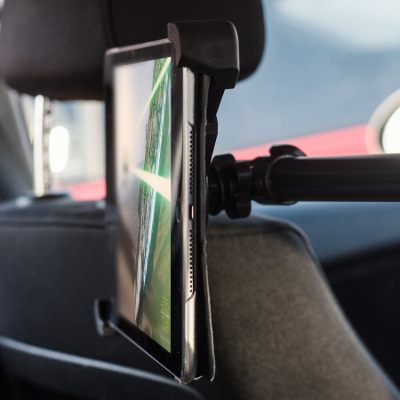 Olixar Universal Tablet Car Headrest Mount Pro