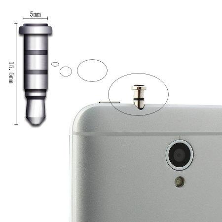 Bouton Intelligent Klickie Prise Casque 3.5mm