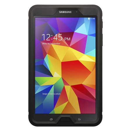 OtterBox Samsung Galaxy Tab 4 8.0 Defender Series Case - Black