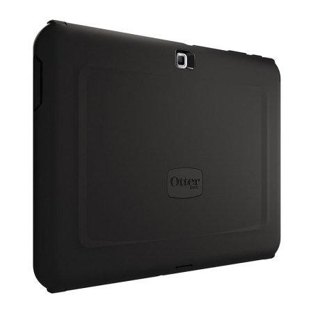 OtterBox Samsung Galaxy Tab 4 10.1 Defender Series Case - Black