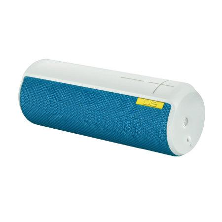 logitech portable speakers. logitech ue boom nfc portable bluetooth speaker - blue speakers p