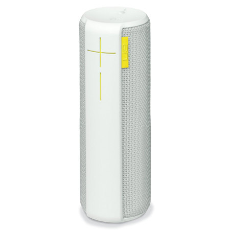 Logitech UE Boom NFC Portable Bluetooth Speaker - White