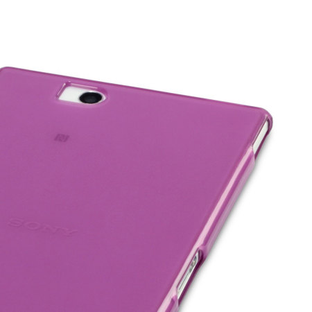 FlexiShield Sony Xperia Z Ultra Case - Purple