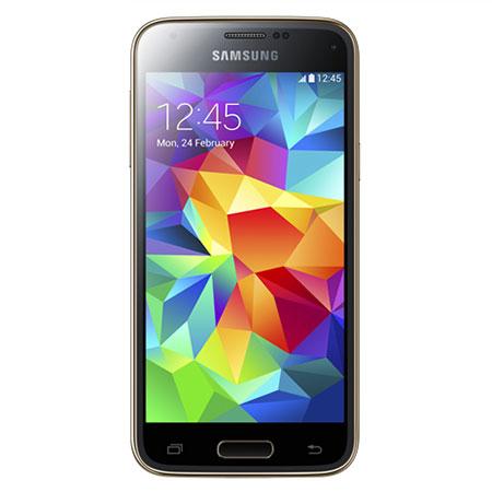 SIM Free Samsung Galaxy S5 Mini Unlocked - Gold - 16GB