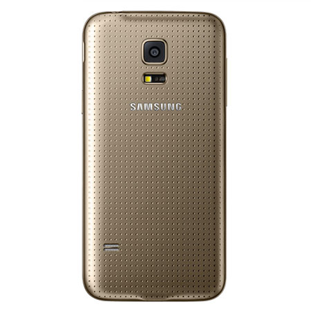 SIM Free Samsung Galaxy S5 Mini Unlocked - Gold - 16GB