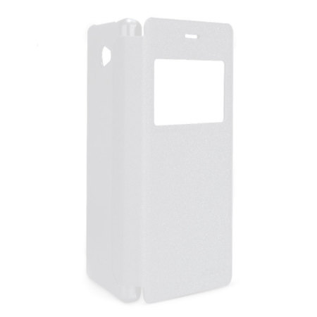 Nillkin Sony Xperia M2 View Case - White Sparkle