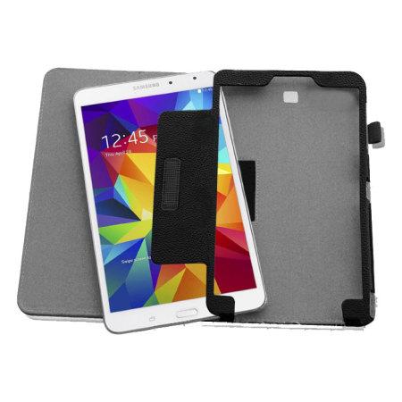 Encase Folio Stand Samsung Galaxy Tab S 8.4 Case - Black