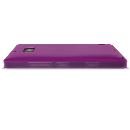 FlexiShield Nokia Lumia 930 Gel Case - Purple