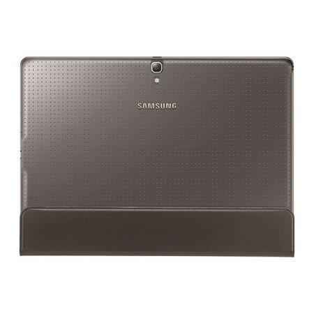 Official Samsung Galaxy Tab S 10.5 Simple Cover - Titanium Bronze