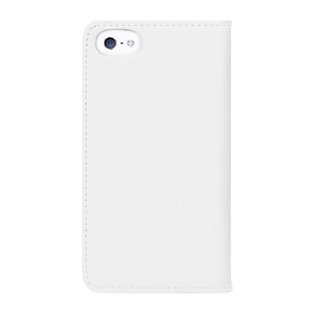 Bling My Thing Mystique Papillon iPhone SE Case - White