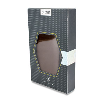 olixar genuine leather samsung galaxy s5 wallet case black