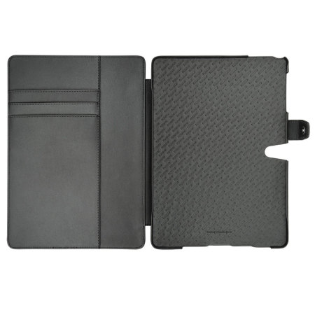 Noreve Samsung Galaxy Tab S 10.5 Tradition B Leather Case - Black