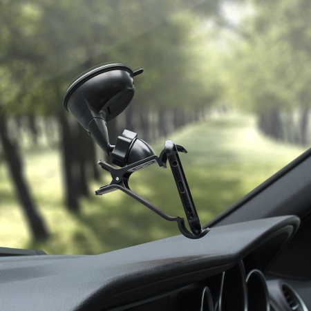 Car Phone Holder - Olixar Dock & Go
