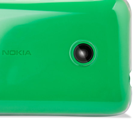 Encase Polycarbonate Nokia Lumia 530 Shell Case - 100% Clear