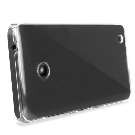 Polycarbonate Shell Case For Nokia Lumia 630 / 635 - 100% Clear