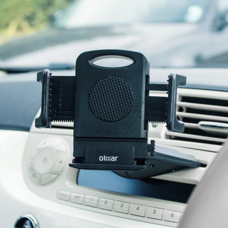 Olixar CD Slot Mount Universele Case Compatible Auto Houder