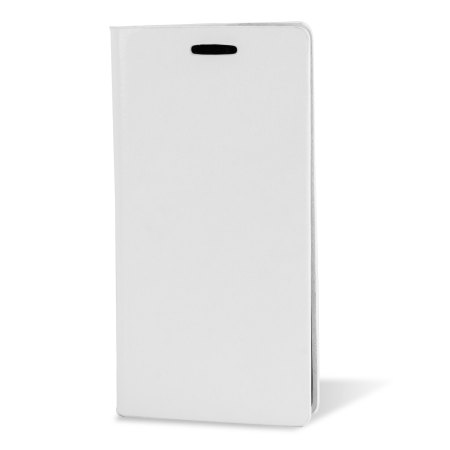 Adarga Stand And Type EE Kestrel Wallet Case - White