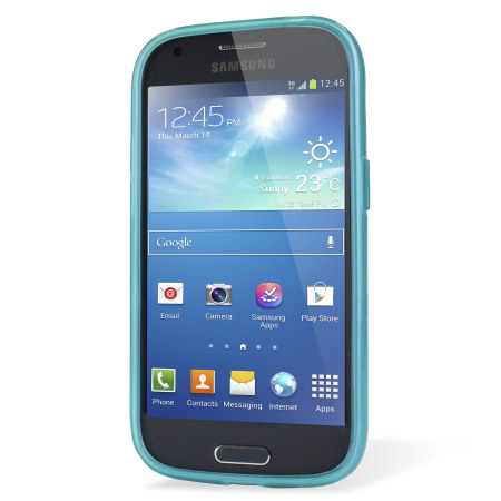 Flexishield Samsung Galaxy Ace 4 Gel Case - Blue