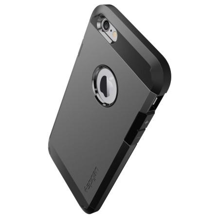 findings were spigen tough armor iphone 6s 6 case gunmetal march