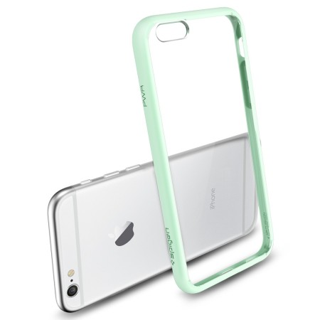 Spigen Ultra Hybrid iPhone 6S / 6 Bumper Case - Mint