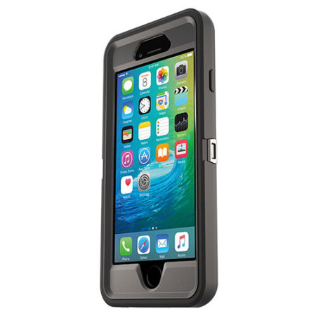 the best attitude 7c2cf 59733 OtterBox Defender Series iPhone 6S / 6 Case - Black