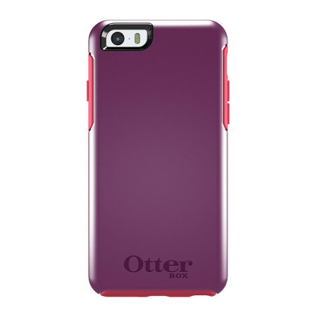 OtterBox Symmetry iPhone 6S / 6 Case - Damson Berry