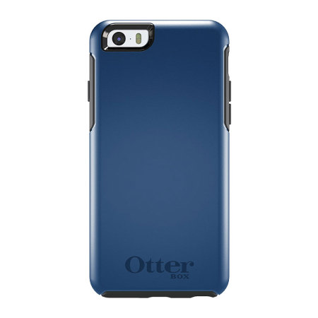 Iphone  Otterbox Blue