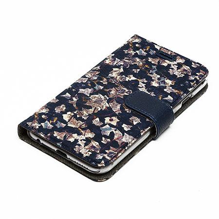 Zenus Liberty Diary iPhone 6S / iPhone 6 Case - Ivy Navy