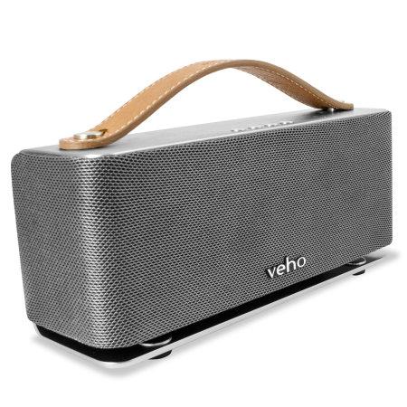 veho m6 360в° mode retro bluetooth speaker