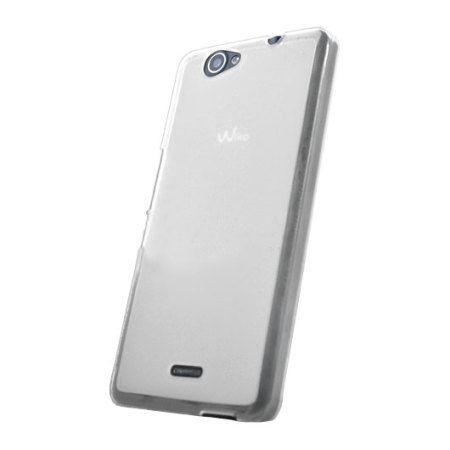 Flexishield Wiko Getaway Case - Frost White