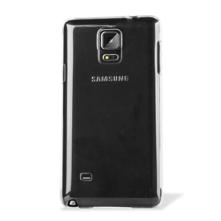 Polycarbonate Samsung Galaxy Note 4 Shell Case - 100% Clear