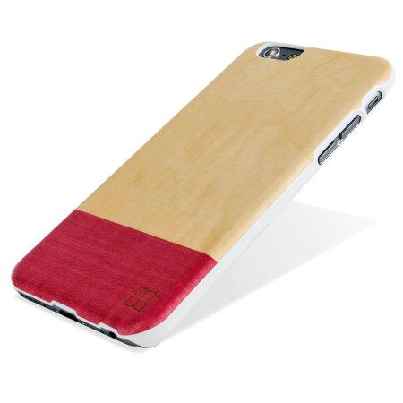 coque iphone 6 bois