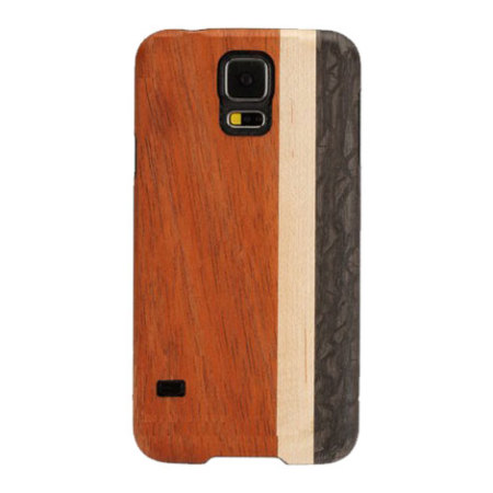 competitive price a93cb c4123 Man&Wood Samsung Galaxy S5 Wooden Case - High Way