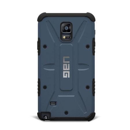 UAG Samsung Galaxy Note 4 Protective Case - Aero - Blue